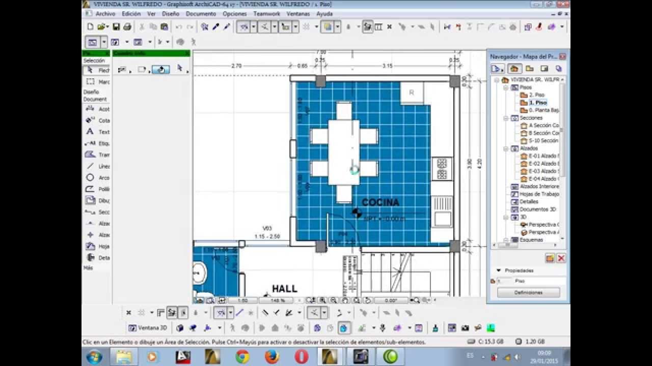 Publicar planos de archicad a pdf youtube for Pdf planos arquitectonicos