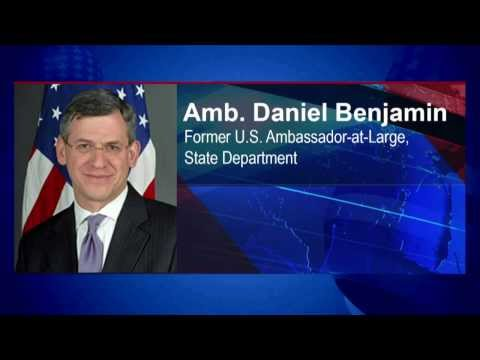 Amb. Daniel Benjamin on Terrorists and Our Communication