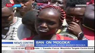 Ban of sale and consumption of \'mogoka\' elicits mixed reactions in Mombasa
