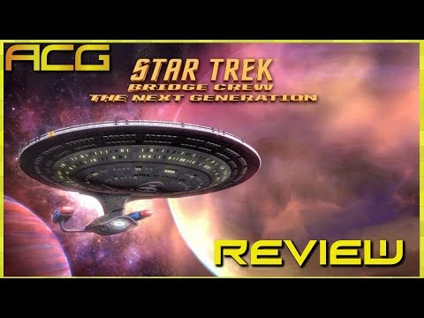 "Star Trek Bridge Crew The Next Generation Review ""Buy, Wait for Sale, Rent, Never Touch?"""