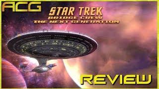 Star Trek Bridge Crew The Next Generation Review