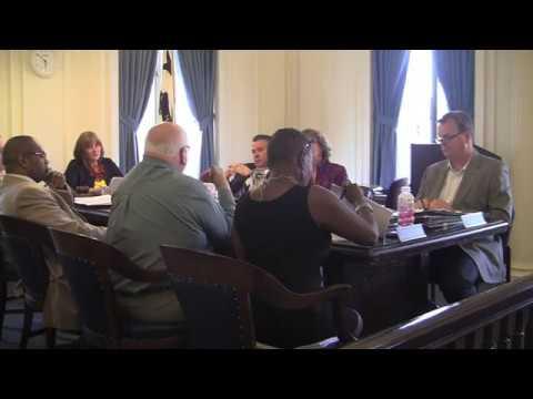 New Brunswick City Council Meeting - 6/5/13