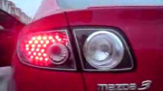 Download Calaveras leds Mazda 3 Rayo Mp3 and Videos
