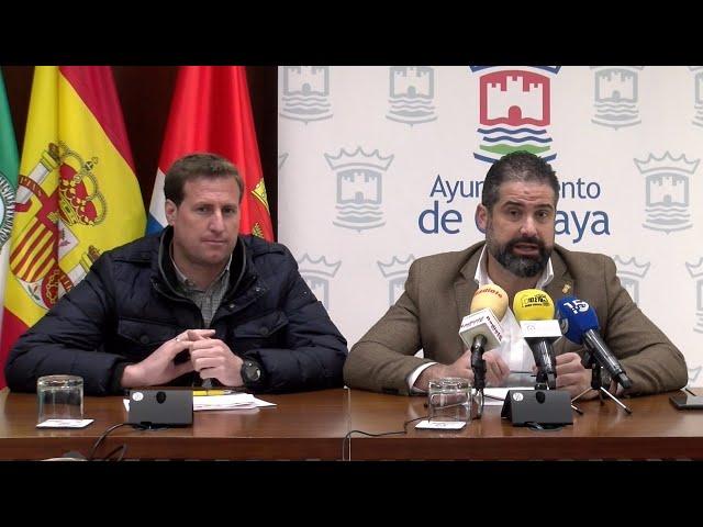 RUEDA DE PRENSA - Campaña promocional de Cartaya en FITUR
