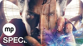 Marvels DOCTOR STRANGE Clips, Featurette & Trailer German Deutsch (2016)