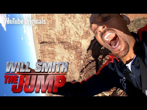 Will Smith鈥檚 Terrifying POV of the Helicopter Bungee Jump
