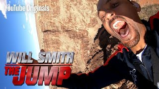 Will Smith's Terrifying POV of the Helicopter Bungee Jump