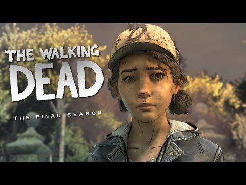 The Walking Dead Final Season - wearing corpse skin for boys #5 (Episode 3)