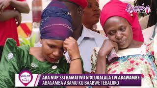 Bobi Wine agamba abantu abasinga abawambibwa tebali ku lukalala lwafulumye