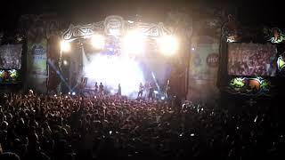 "Viky Sianipar & Alsant Nababan ""ANAK MEDAN"" live Samosir Music International Festival 2019"