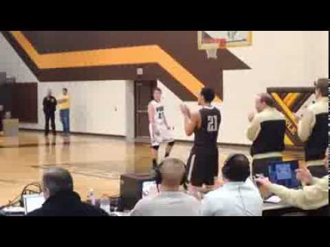 Tyus Jones Final Home Game at Apple Valley High School