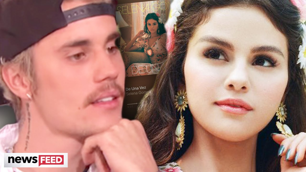 Fans Think Selena Gomez Sings About Justin Bieber On 'De Una Vez'!