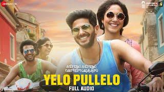 Yelo Pullelo - Full Song   Kannum Kannum Kollaiyadithaal   Dulquer S, Ritu V   Masala Coffee