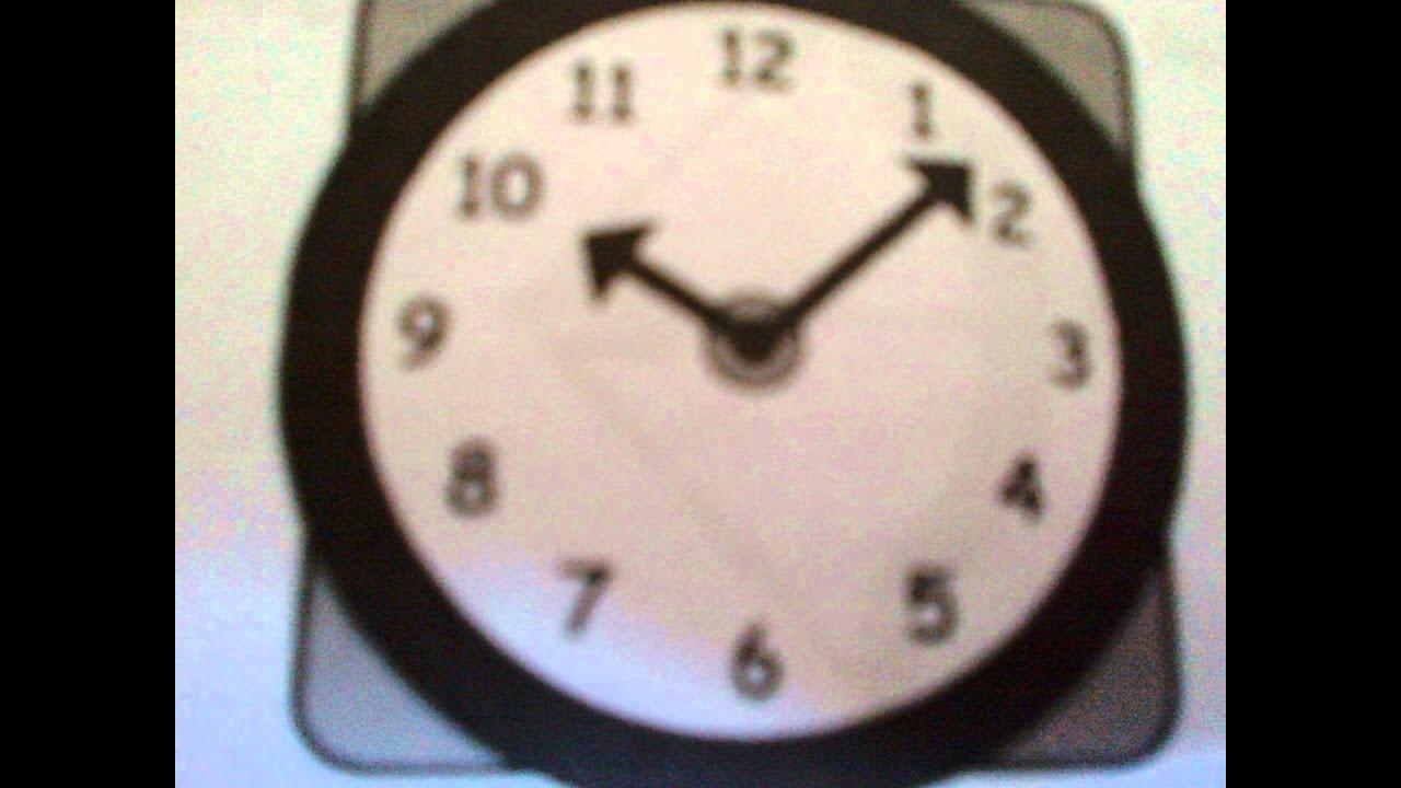 acfb79285b36c لغز كم مرة ينطبق عقربا الساعة في اليوم - YouTube