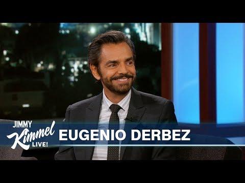 Eugenio Derbez on Dora the Explorer Movie & Working Out with Guillermo
