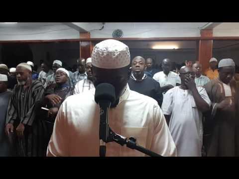 Sheick Hassane kone night 29 islamic center Philadelphia