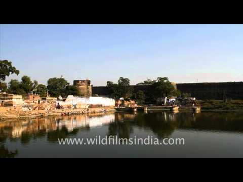 Jal Mahal of Deeg, Rajasthan