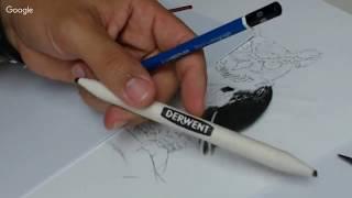 Como desenhar efeitos de penas (Coruja)