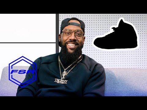 Marcus Jordan Reveals Never-Before-Seen Air Jordans | Full Size Run