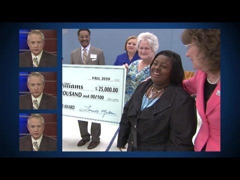 Milken Educator Awards: Celebrating Educators, Making News