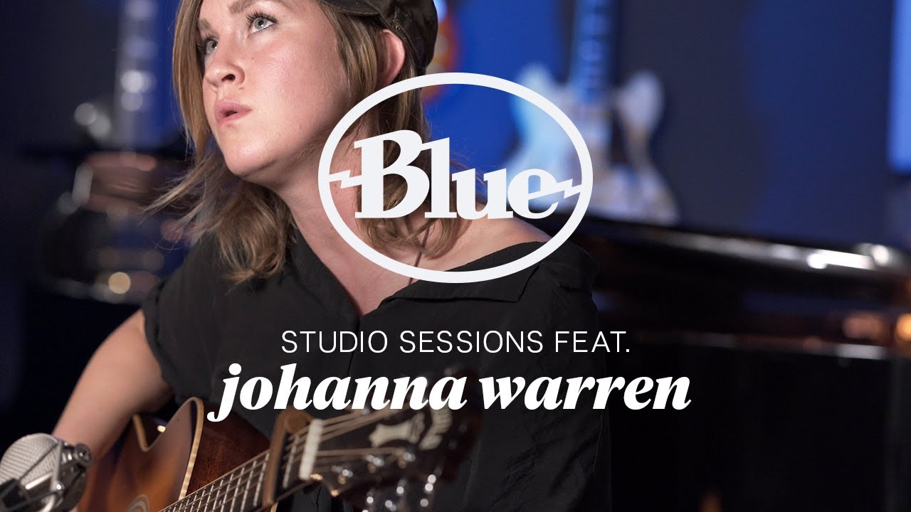 "Blue Sessions| Johanna Warren Performs ""Twisted"""