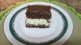 Milky Way - ciasto proste i pyszne - przepis