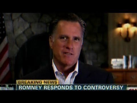 Mitt Romney: Asking for Apologies While Launching Attacks