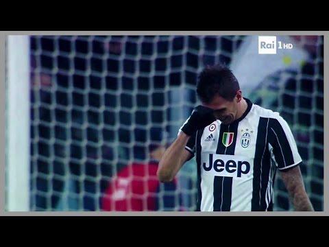 Mario Mandzukic vs Milan (Home) 25/01/2017 | Coppa Italia | HD