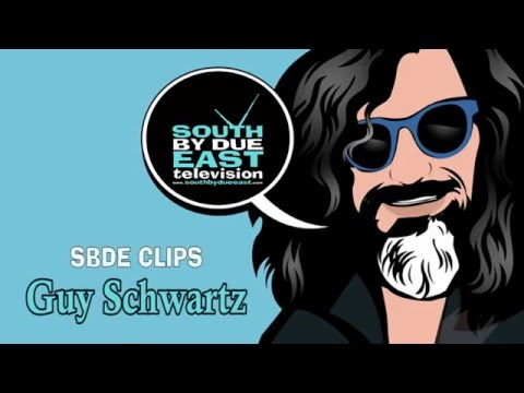 Guy Schwartz - Live @ SOUTH BY DUE EAST 2015  - Lost In Time (Live Music Video)