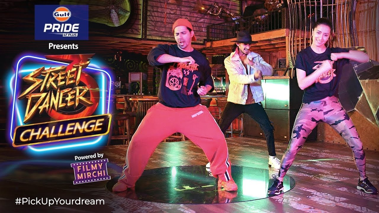 Street Dancer 3D Challenge Winner Video | Varun Dhawan, Shraddha Kapoor | Sandy | In Cinemas Now