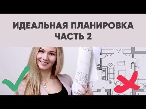 Планировка квартиры или дома - 9 шагов