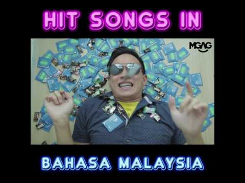 Hit Songs in Bahasa Malaysia