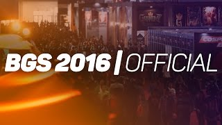 BRASIL GAME SHOW 2016  | OFFICIAL VIDEO (ENG)