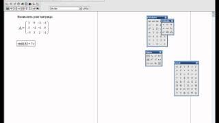 MathCad вычисление ранга.wmv
