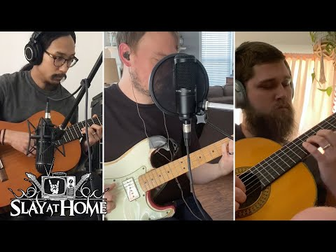 O'Brother Full Performance Slay At Home Festival | Metal Injection
