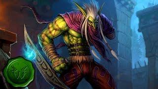 История Зул'джина [Warcraft] | Вирмвуд