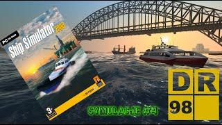 Symulacje #4 - Ship Simulator 2008
