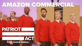 Amazon Holiday Commercial | Patriot Act with Hasan Minhaj | Netflix