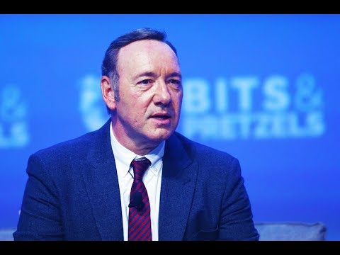 Richard Dreyfus' Son Accuses Kevin Spacey
