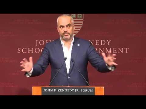Edi Rama about Albanian Religion