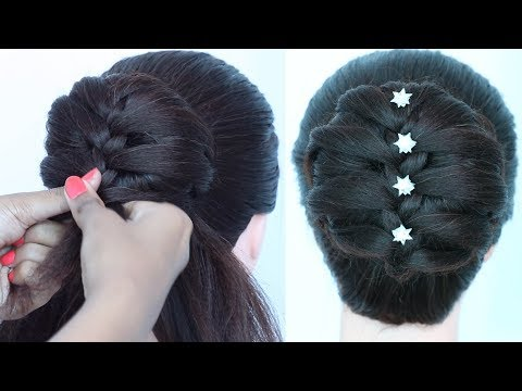new-trending-latest-juda-hairstyle-for-wedding-&-party-|-braided-hairstyle-|-hairstyle