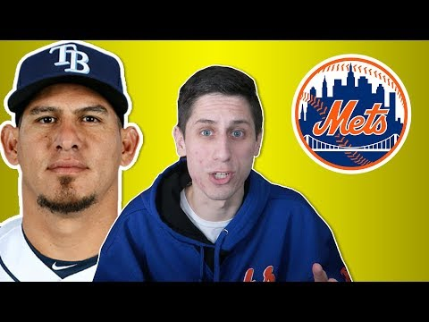 Wilson Ramos SIGNS with New York Mets Reaction