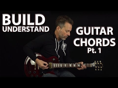 How To Easily Build And Understand Guitar Chords - Part 1 - Live Lesson + Q&A