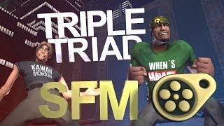 Super Best Friends: Triple Triad [SFM] thumbnail