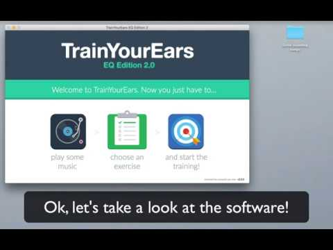 Train Your Ears EQ V2 Software | Introduction || Sudeep Audio