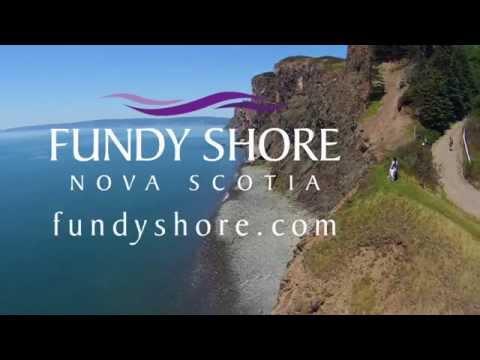Fundy Shore Nova Scotia - Destination Parrsboro Shore