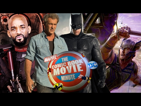 Thor Ragnarok, Batman director out & Mel Gibson on Suicide Squad - Comic Book Movie Minute (Feb 20)
