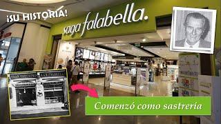 La Historia de Falabella – El Retail más importante de Latinoamérica.