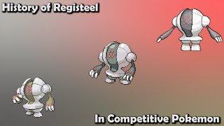 How GOOD was Registeel ACTUALLY? - History of Registeel in Competitive Pokemon (Gens 3-7)