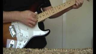 Fender VG Strat - sound demo 02  ... clean 12-string